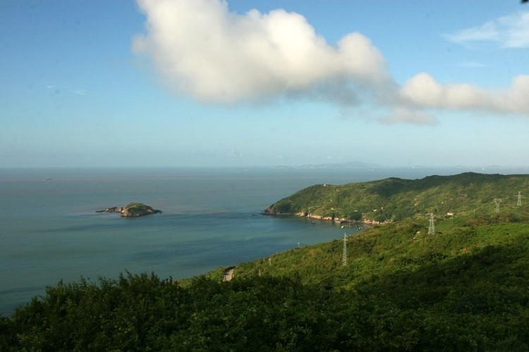 嵊泗列岛旅游路线