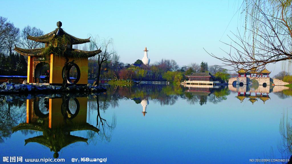 扬州风景高清摄影